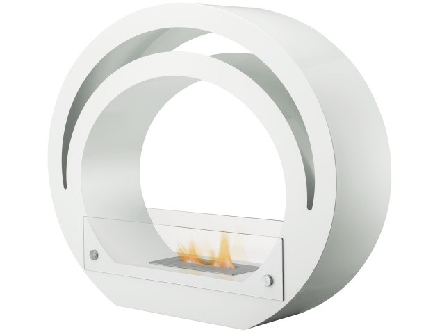the-globe-bio-ethanol-fireplace-suite-in-pure-white-39-inch