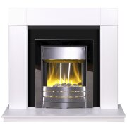 adam-malmo-fireplace-suite-in-pure-white-with-helios-electric-fire-in-brushed-steel-39-inch