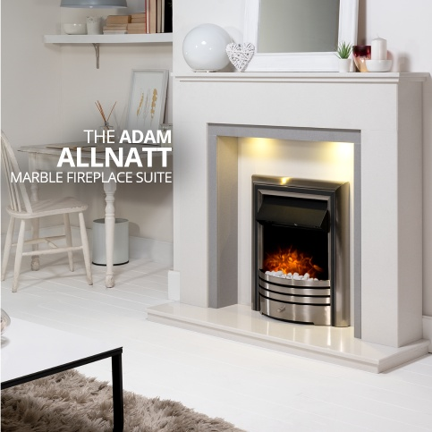Adam Allnatt Fireplace Suite