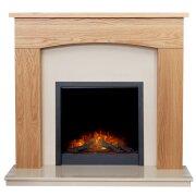 adam-bretton-in-oak-beige-marble-with-ontario-electric-fire-in-black-48-inch