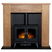 adam-new-england-stove-fireplace-in-oak-black-with-woodhouse-electric-stove-in-black-48-inch