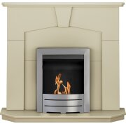 adam-abbey-fireplace-suite-in-stone-effect-with-colorado-bio-ethanol-fire-in-brushed-steel-48-inch