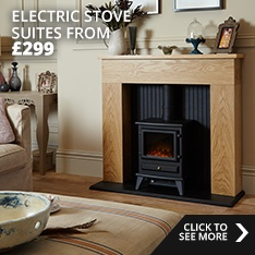 Electric Stoves from £59