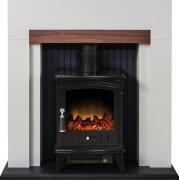 adam-salzburg-stove-suite-in-cream-with-aviemore-electric-stove-in-black-enamel-39-inch
