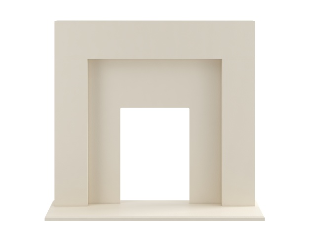 adam-miami-fireplace-in-cream-48-inch