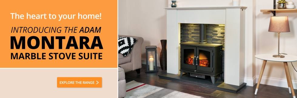 Adam Montara Electric Stove Suite