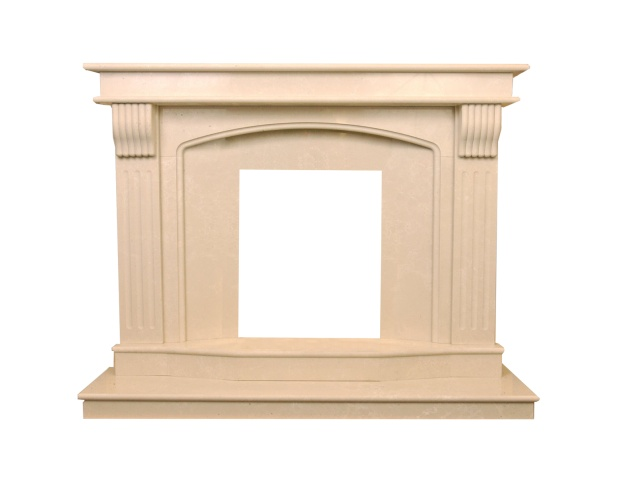 the-viscount-fireplace-in-roman-stone-54-inch