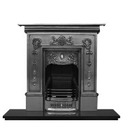 the-bella-cast-iron-combination-fireplace-in-full-polish-by-carron-41-inch