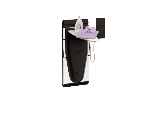 corby-6600-white-trouser-press-with-dry-iron