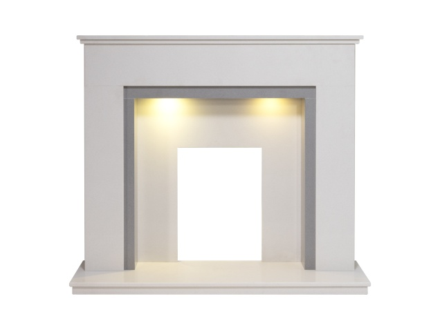 Adam Allnatt Marble Fireplace With 1 Quot Rebate In White