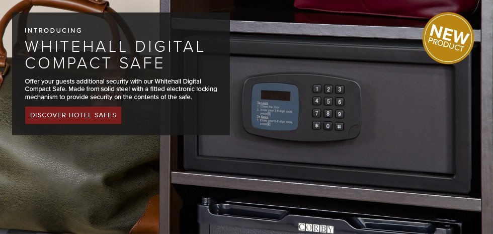 Whitehall Compact Digital Safe