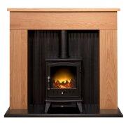 adam-innsbruck-stove-suite-in-oak-with-aviemore-electric-stove-in-black-enamel-48-inch