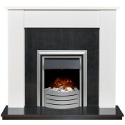 adam-buxton-fireplace-in-pure-white-black-marble-with-lynx-electric-fire-in-silver-48-inch