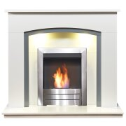 adam-tuscany-fireplace-in-pure-white-grey-with-colorado-bio-ethanol-fire-in-brushed-steel-48-inch