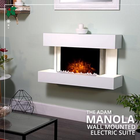 Adam Manola Fireplace Suite