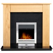 adam-buxton-in-oak-black-marble-with-adam-eclipse-electric-fire-in-chrome-48-inch