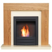 adam-dakota-fireplace-suite-in-oak-with-colorado-bio-ethanol-fire-in-black-39-inch