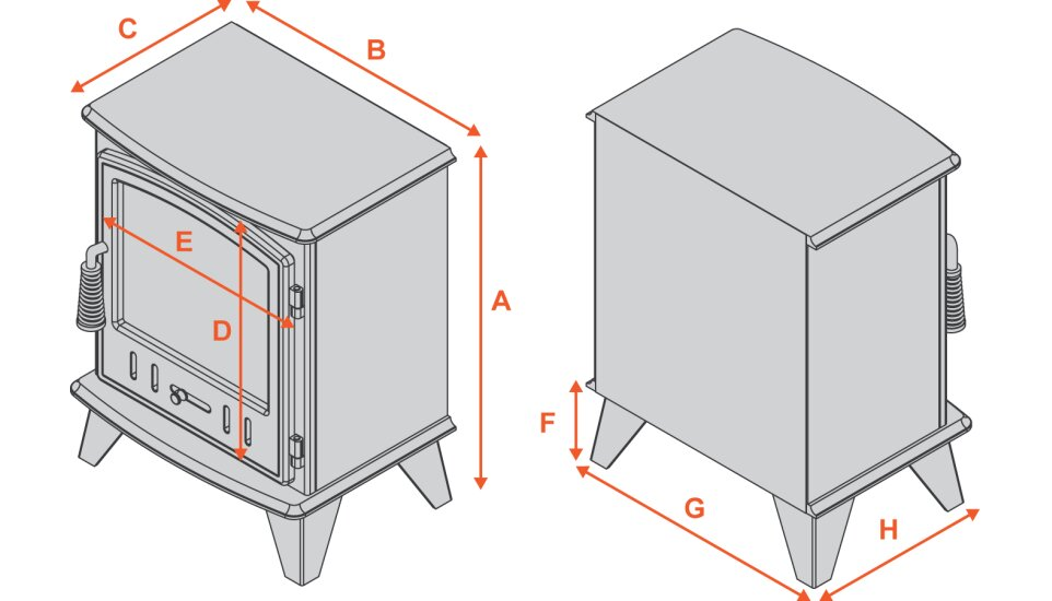 adam-aviemore-electric-stove-in-grey-enamel Diagram