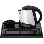 ascot-standard-welcome-tray-set-black-(with-1l-kettle)-(case-qty-5)