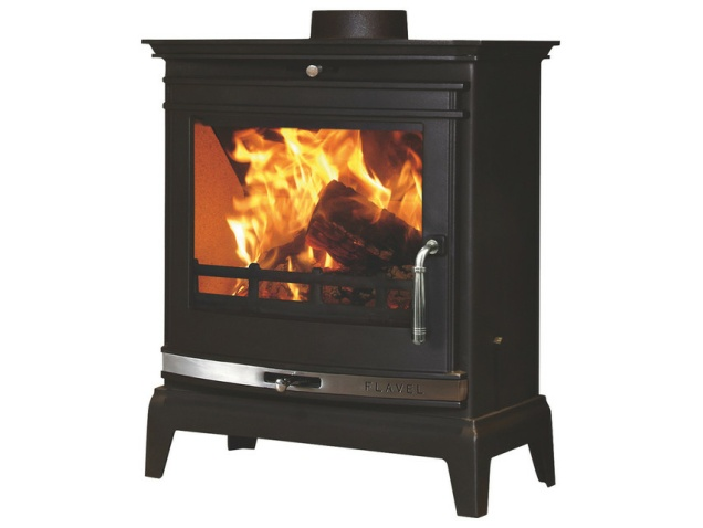 the-rochester-multifuel-stove-in-black-by-flavel