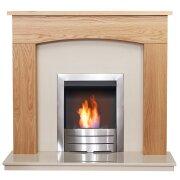 adam-bretton-in-oak-beige-marble-with-colorado-bio-ethanol-fire-in-brushed-steel-48-inch