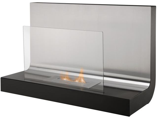 the-crescent-wall-mounted-bio-ethanol-fire-in-stainless-steel-31-inch