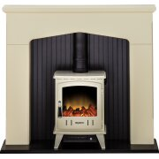 adam-ludlow-stove-suite-in-stone-effect-with-aviemore-electric-stove-in-cream-enamel-48-inch