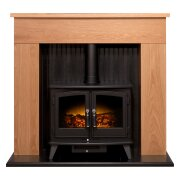adam-innsbruck-stove-suite-in-oak-with-woodhouse-electric-stove-in-black-48-inch