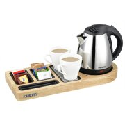 buckingham-standard-welcome-tray-light-wood-(with-1l-black-kettle)-(case-qty-12)