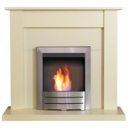 adam-sutton-fireplace-in-cream-blackcream-with-colorado-bio-ethanol-fire-in-brushed-steel-43-inch