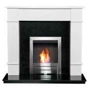 linton-surround-in-pure-white-black-marble-with-downlights-bio-ethanol-fire-48-inch