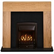 the-miami-in-oak-black-granite-with-valor-dream-convector-gas-fire-in-black-48-inch