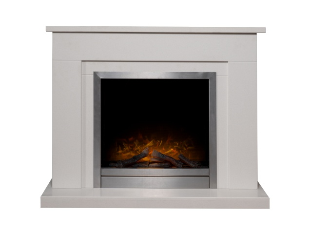 adam-brixton-fireplace-in-white-stone-with-adam-ontario-electric-fire-in-brushed-steel-43-inch