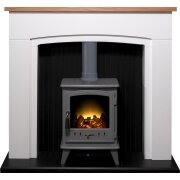 adam-siena-stove-fireplace-in-pure-white-with-aviemore-electric-stove-in-grey-enamel-48-inch