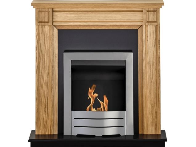adam-georgian-fireplace-suite-in-oak-with-colorado-bio-ethanol-fire-in-brushed-steel-39-inch