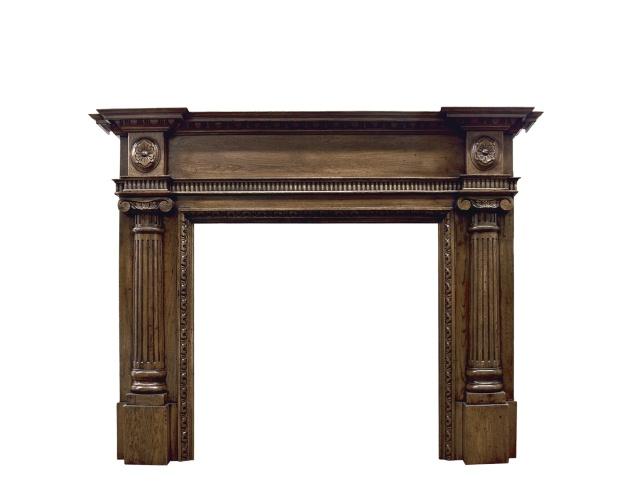 the-ashleigh-mantelpiece-in-distressed-oak-by-carron-65-inch