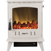 adam-aviemore-electric-stove-in-cream-enamel-with-straight-stove-pipe