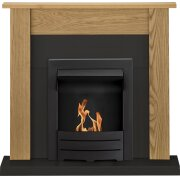 adam-southwold-fireplace-suite-oak-black-with-colorado-bio-ethanol-fire-in-black-43-inch
