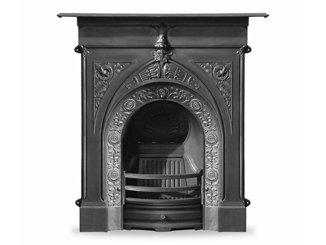 the-knaresborough-cast-iron-combination-fireplace-in-black-by-carron-39-inch