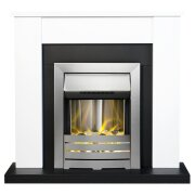 adam-solus-fireplace-suite-in-black-and-white-with-helios-electric-fire-in-brushed-steel-39-inch
