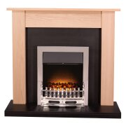 adam-southwold-fireplace-suite-in-oak-and-black-with-blenheim-electric-fire-in-chrome-43-inch