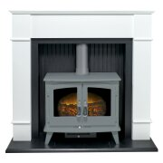 adam-oxford-stove-fireplace-in-pure-white-with-woodhouse-electric-stove-in-grey-48-inch
