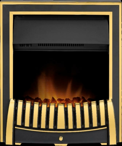Fireplaces & Accessories Fireplace Back Panel and Hearth Set