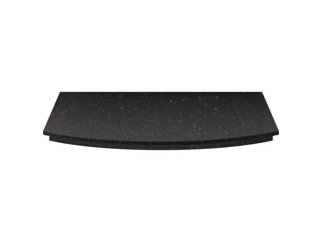 black-granite-stone-curved-hearth-54-inch