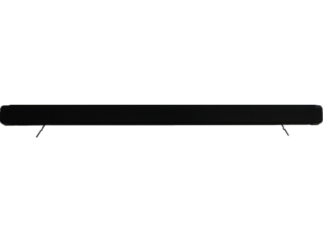 corby-front-rear-bars-with-springs-in-black