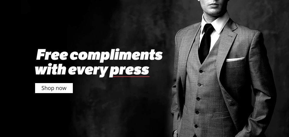 Free Compliments with Every Press