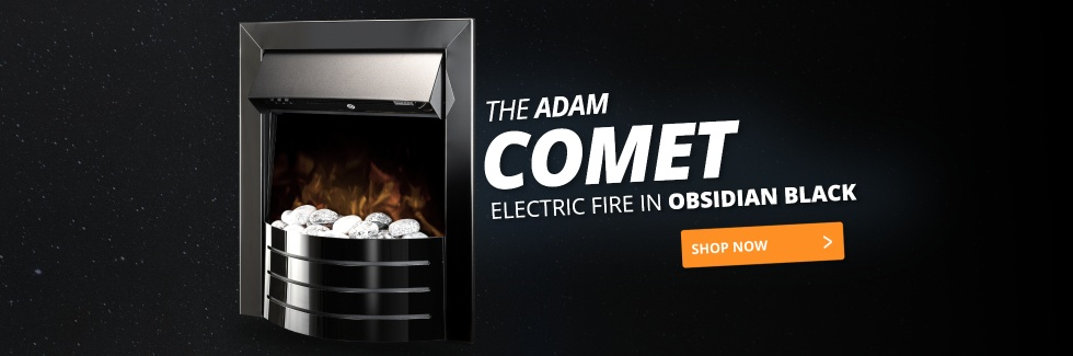 Adam Comet Electric Fire