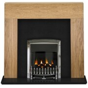 the-miami-in-oak-black-granite-with-valor-dream-balanced-flue-gas-fire-in-chrome-48-inch