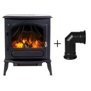 sureflame-es-9330-electric-stove-in-black-with-angled-stove-pipe