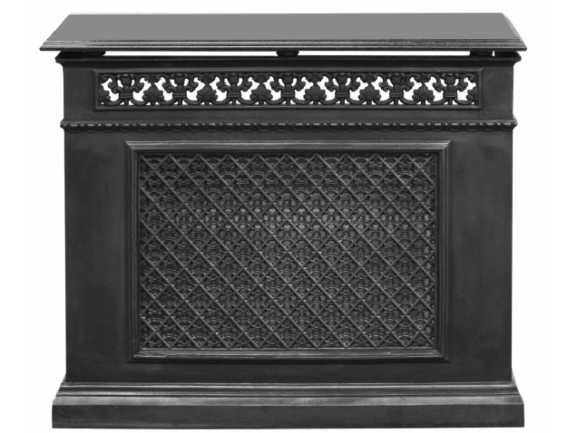 the-1-panel-radiator-cover-in-black-with-granite-top-by-carron-1030mm